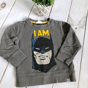 Baby GAP Batman Sweatshirt Size 4T
